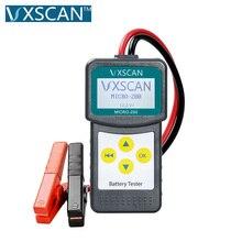 Автомобильный Батарея тестер/анализатор MICRO-200 для детей возрастом от 12 вольт транспортных средств Батарея тестер проводимости MICRO-200 Micro 200