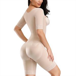 Image 4 - HEXIN Plus Shapewear Workout Waist Trainer Corset Butt lifter Tummy Control Plus Size Booty Lift Pulling Underwear Shaper