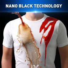 Мужская водостойкая футболка с коротким рукавом, водостойкая, с гидрофобным покрытием, воздухопроницаемая, быстросохнущая, для активного о...