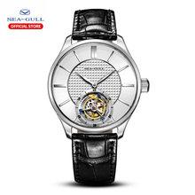 Чайка Для Мужчин's часы tourbillon ручные механические Бизнес