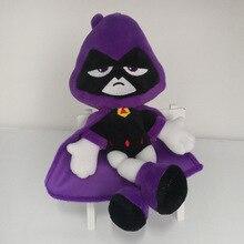 Плюшевая игрушка для подростков, Титаны, Титаны для подростков, ворона, Ворон, кукла, аниме, периферийная
