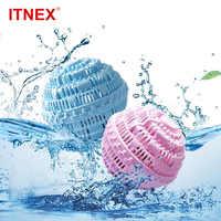 Herramientas de limpieza reutilizables de la bola de limpieza de la ropa mágica Anti-bobinado Washzilla