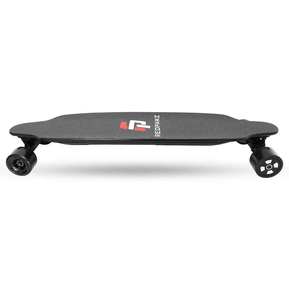 RDZ 07 Skateboard Elettrico 1200W 40 km/h Con Telecomando di Controllo Del Motore e di scooter Tipo di 30km Gamma di Scooter Elettrico per Xiaomi M365