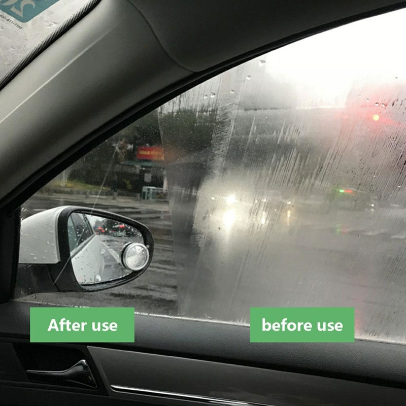 20ml Car Anti-fog Agent Windshield Rainproof Anti-fog Spray Windscreen Glass Clean Window Repair Auto Accessories Car Styling