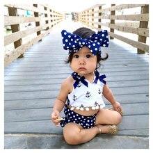 Новинка 2020 Одежда для новорожденных девочек летние топы без