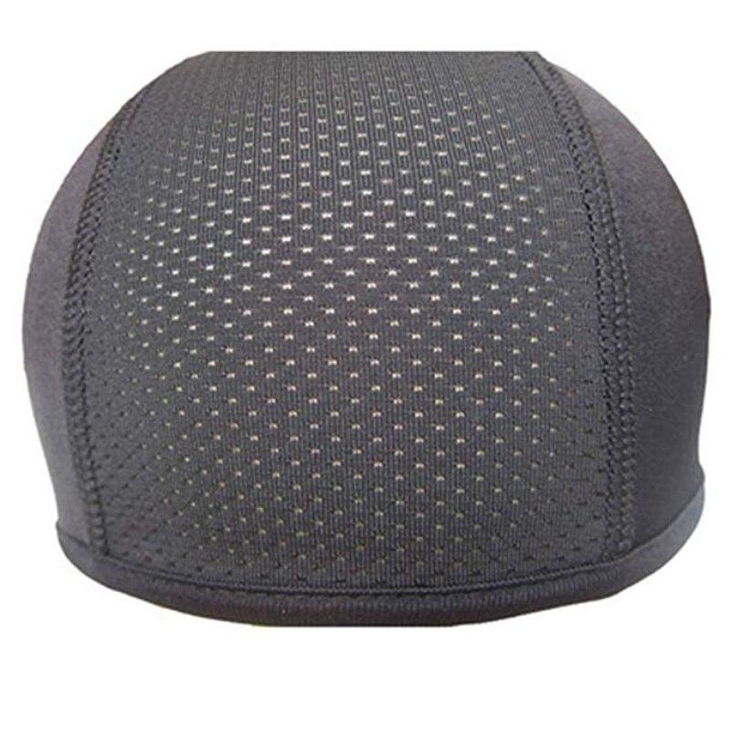 Motorcycle Helmet Inner Cap Hat Quick Dry Breathable Hat Racing Cap Under Helmet Beanie Cap For Helmet Quick-Drying Liner