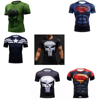 1 dollar low price sale 3D printed men's short sleeve T-shirt Fitness T-shirts O neck T-shirt For Ma