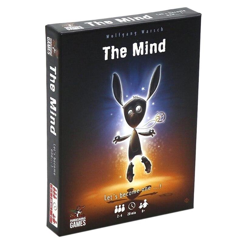 2021 Новый ум карточная игра вечерние головоломка Настольная игра опыта группы интерактивная игра