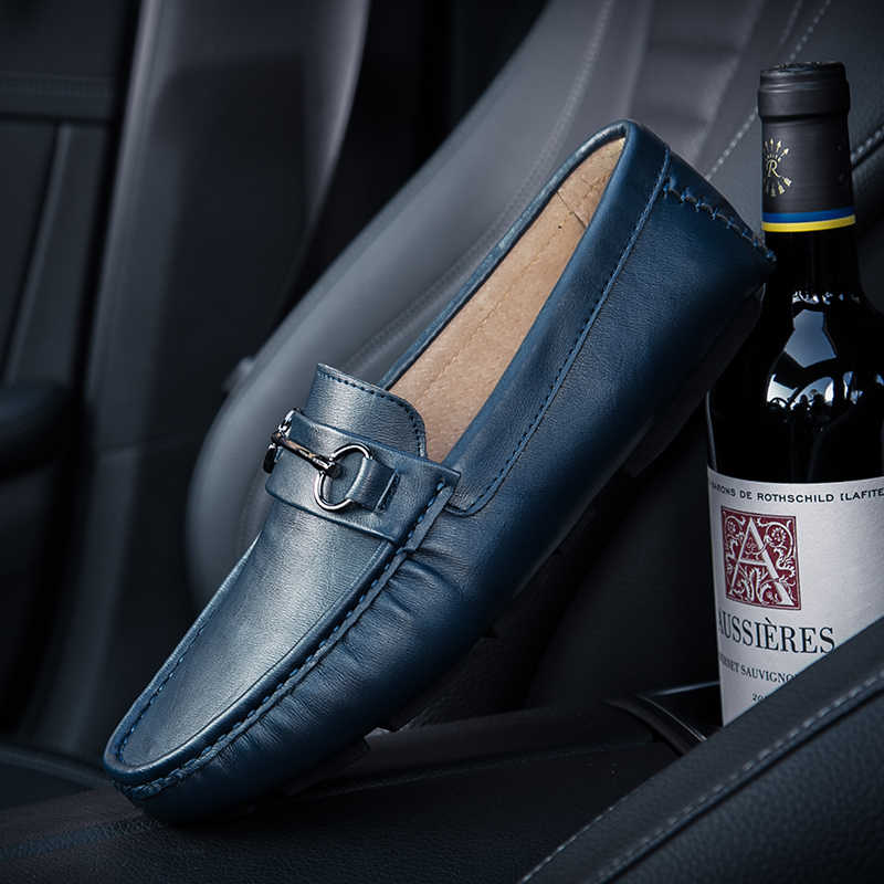 luxury loafer