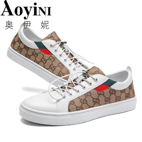 Men Vulcanize Shoes Fashion Classic Casual Shoes Men Comfortable Flats Male Lightweight Breathable Couple Shoes Size36~44 Lahore