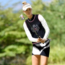 Новая одежда для гольфа, рубашка для гольфа, женская одежда для гольфа, женская одежда без рукавов, дышащие рубашки для девочек, спортивная одежда