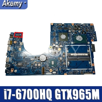 For Acer aspire VN7-792 VN7-792G laptop motherboard GTX965M I7-6700HQ CPU NBG6T11003 NB.G6T11.003 448.06A12.001M
