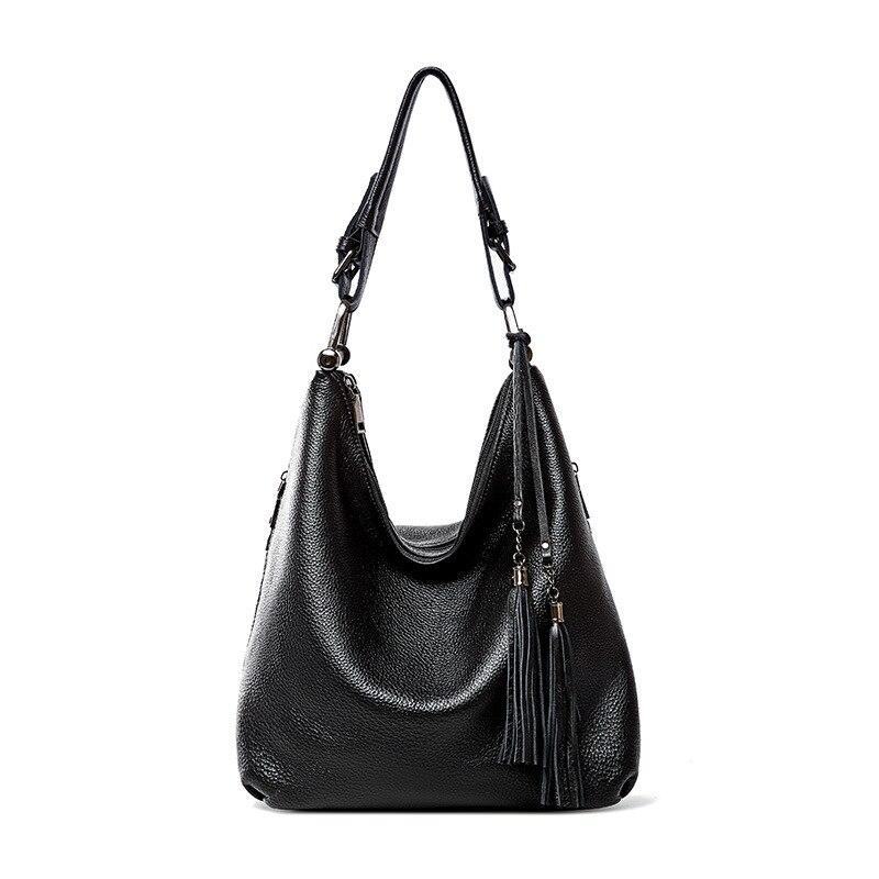 2020 Fashion Women'S Handbag Lady Casual Tassels Shoulder Bag Female Travel Shopping New Style Crossbody Bags Tote bag