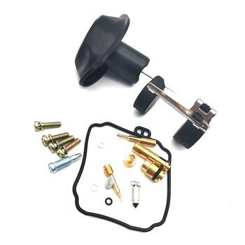 Carburetor Plunger Float Gasket Repair Rebuild Kit For Yamaha Virago 250 XV250 sr125 xv125 xv250 virago brake caliper assembly 4hm 2580t 00