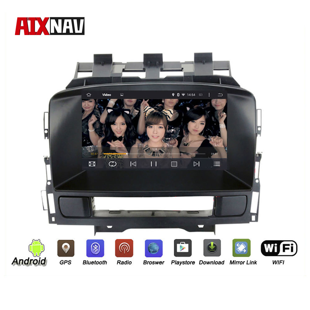 Android Car Multimedia Player for Buick Excelle XT GT 2011-2013 Truck Navigation 2 Din Radio Stereo Mirror Link Browser Wifi DVD image