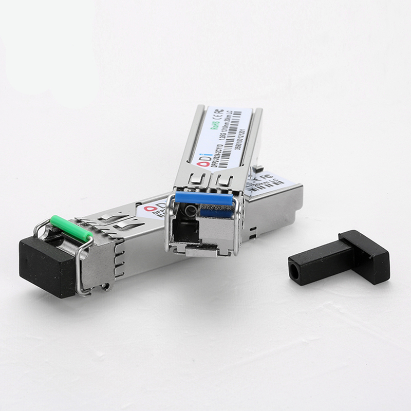 SFP Module For OLT ONU Switch SFP20km Optic Transceiver Sfp 1.25g 20km 1550/1310nm Lc   SC/FC/ST  A Pair 1310nm/1550nm