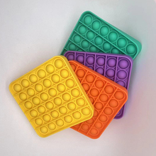Toys Adult Fidgets Bubble-Sensory-Toy Autism Reliver-Stress Pops Kid Needs Its Funny