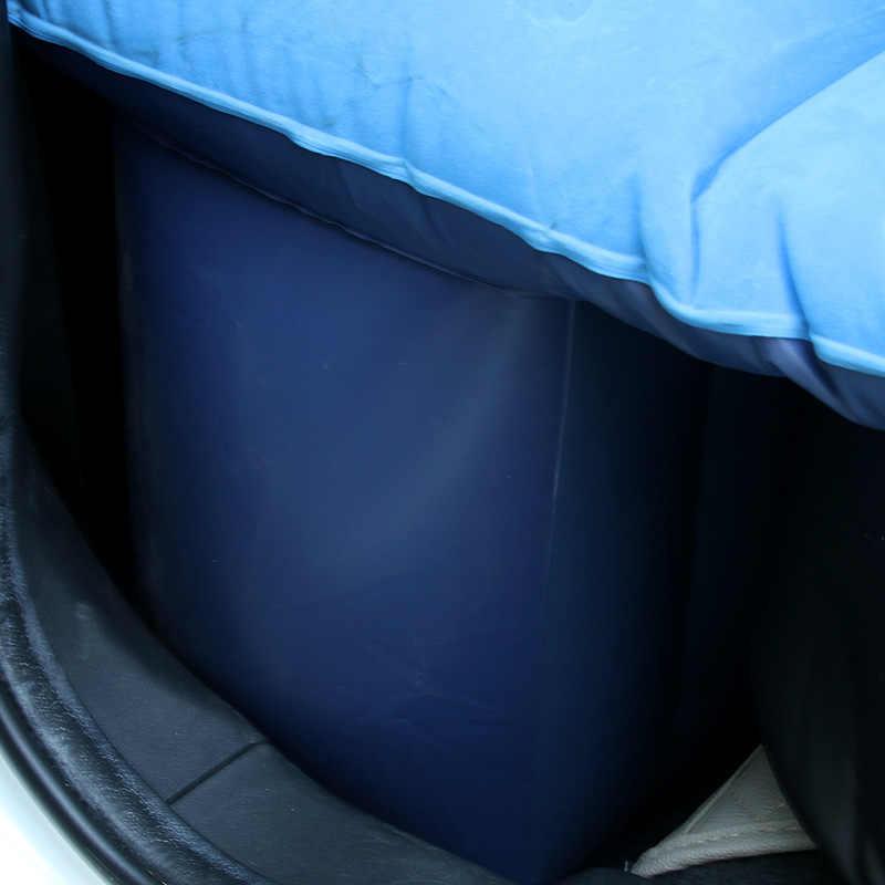 Coche inflables para viajar cama Universal para asiento Multi funcional sofá almohada al aire libre Camping Mat cojín