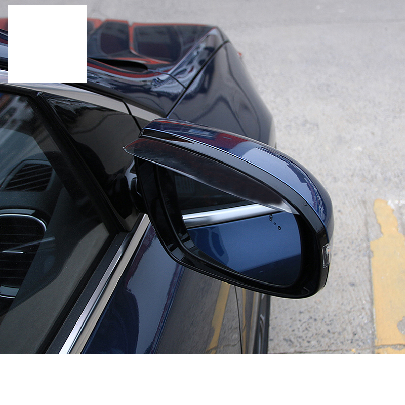 Lsrtw2017 Car Window Rearview Rain Shade Trims for Kia Kx5 Sportage Forte Rio 2016 2017 2018 2019 2020 Interior Accessories in Interior Mouldings from Automobiles Motorcycles