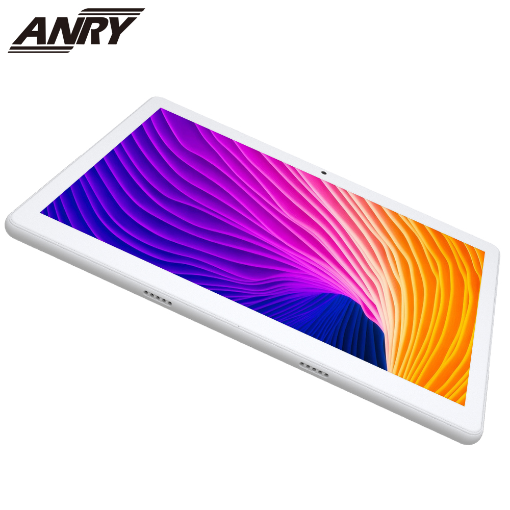 ANRY 3G LTE Phone Call 10.1 Inch Tablet Android Touch PC Tab Google Play Wifi GPS Quad Core IPS 1280x800 1G RAM 16G ROM For Kids
