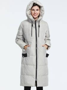 Astrid 2019 Зима новое поступление пуховик женская свободная одежда верхняя одежда высокое качество с капюшоном новый модный стиль зимняя куртк...