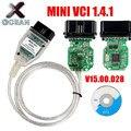 Высокопроизводительный мини-чип VCI v15 00.028  версия FTDI FT232RQ FT232RL  для Toyota/Lexus/Techstream