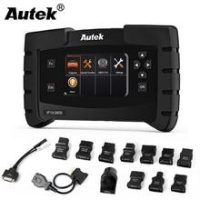 Autek IFIX969 OBDII רכב סורק כרית אוויר ABS SRS SAS EPB שמן איפוס TPMS מקצועי מלא מערכת ODB OBD2 אבחון כלי