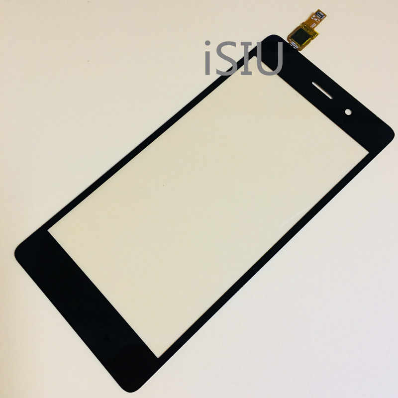 Écran tactile pour Huawei P8 Lite écran tactile panneau avant verre lentille numériseur 5.0 LCD écran tactile P8Lite remplacement nouveau