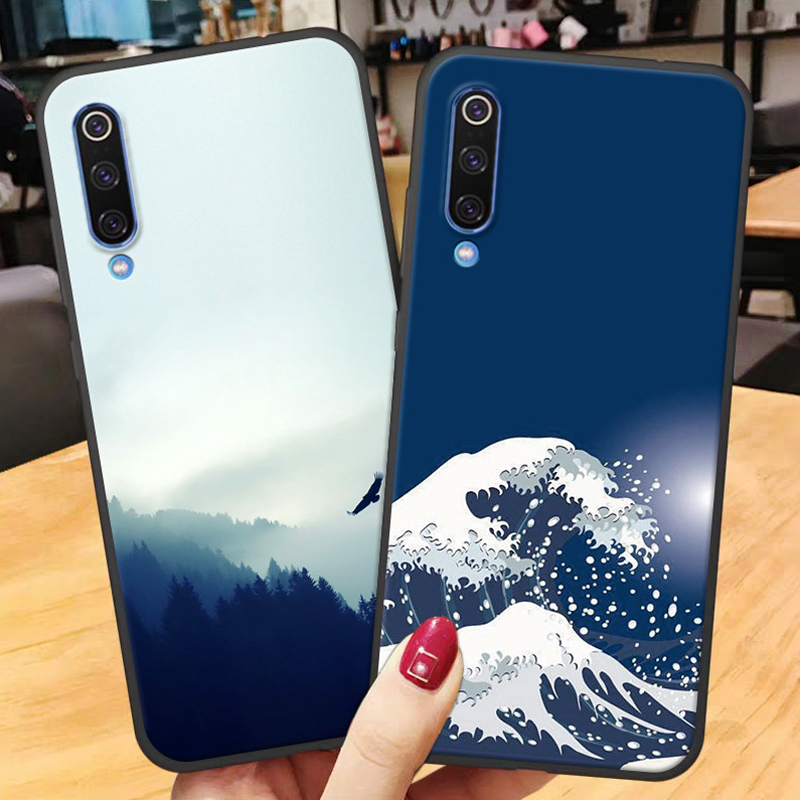 3D Cute Cartoon Case For Honor 10i 10 Lite Case Huawei Honor 10Lite 10 i Flower Matte Back Cover Honor 10 Lite 10i Original Case in Fitted Cases from Cellphones Telecommunications
