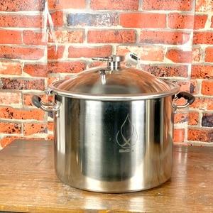 Image 3 - 25L ポット、ボイラー、タンク、発酵ベル蓋蒸留、整流、衛生鋼 304