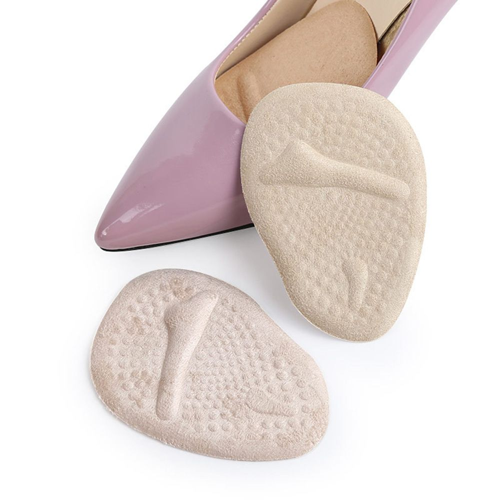 Fashion Sole High Heel Foot Cushions Forefoot Anti-Slip Insole Breathable Shoes Pad Soft Comfortable Braces & Supports Inserts