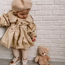 Fashion Wool Baby Hat for Girls Candy Color Elastic Infant Baby Beret Hat Kids Caps