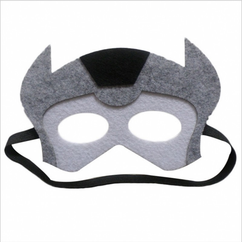 Image 5 - 31pcs Super Hero Masks for Kids Halloween Christmas Birthday  Party Dress up Costume Cosplay Mask Kids Children Party Favor GiftBoys  Costume Accessories