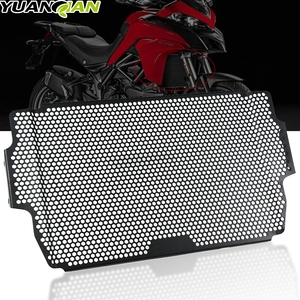 Motorcycle Radiator Guard Protector Grille Grill Cover FOR DUCATI Multistrada 1200 S 950 S 1260 S/Pikes Peak/D/Air/Enduro Pro