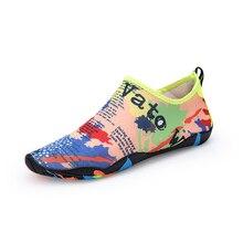 Tamanho 28 47 Tênis Unissex Sapatos De Natação Quick Secagem Sapatos e crianças Água Do Aqua Sapatos zapatos de mujer para Homens sapatos de Praia