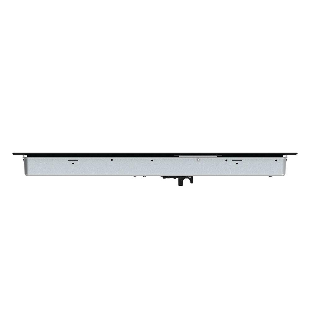 Hisense E6431C comptoir en céramique, 6000W, 4 brûleurs, commande tactile, verrouillage de sécurité, 59,5 × 5,4 × 52 cm, minuterie - 6