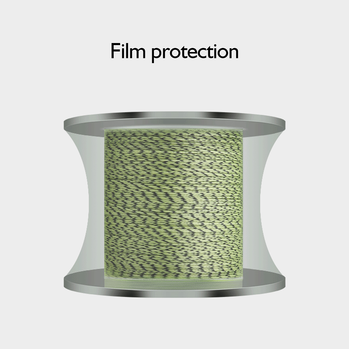 Image 2 - Fishing line 1500m 2000M super pe 8 Strands spot line mix color braided line fishing wire strong cord 8 300LBS 0.12  0.8 1.0mm-in Fishing Lines from Sports & Entertainment