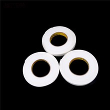 Super Sticky Adhesive Foam Tapes White 1PCS High Quality 3 Sizes Double Sided Mounting Fixing Pad Elegant Tape(China)