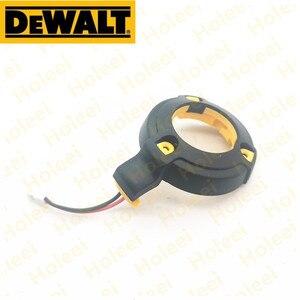 Obsługi DEWALT LED światło dla DCF885 DCF885M2 DCF885L2 DCF885C2 DCF835 DCF835M2 DCF835C2 N073422 akcesoria do elektronarzędzi elektronarzędzia