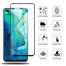 case on honor v30 pro v20 v10 cover tempered glass screen protector for huawei view v 30 20 10 view30 view20 view10 phone coque aurora luminous phone case for huawei honor view v30 v20 v10 night shine bcak cover for honor v30 dazzle colour glass case coque