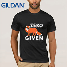 Zero  Given Funny Tshirt - Humor Pun Unisex Tee Shirt Womens T-shirt Casual Tees 100% Cotton Clothes T Vintage Crew Neck