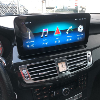 10.25 inch 4+64G Android Multimedia Player Touch Screen for Mercedes Benz CLS W218 2010-2016 Car Radio GPS Navigation Wifi