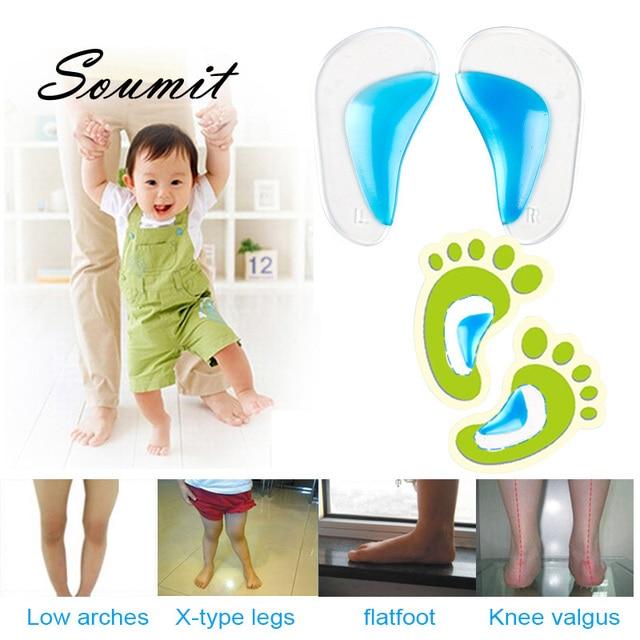 Soumit Kids Gel Orthotic Orthopedic