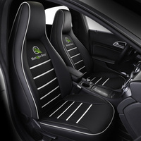 Custom Car Seat Cover Set for Mercedes Benz Gla CLA Benz A A180 A200 A220 Gla200 Gla260 Cla200 Cla260 Seat Covers Suto Cushion