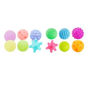 6Pcs Colorful Baby Touch Hand Ball Sensory Toys for Children