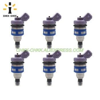 CHKK-CHKK 16600-40P07 16600-64U05 16600-RR701 FJ146 fuel injector for NISSAN&INFINITI 300ZX / Q45 3.0L 4.5L