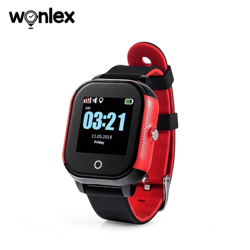 Wonlex GW700S gyerek GPS WIFI intelligens karóra vízálló gyerekeknek (3)