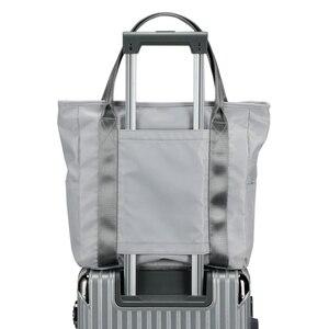 Image 5 - WSYUTUO yüksek kaliteli büyük Capaci moda kanvas çanta rahat kadın çanta kadın omuz çantaları kadın askılı çanta Bolsa