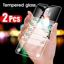 2Pcs Tempered Glass For Motorola Moto G7 Power Screen Protector For Motorola Moto G6 G7 Play G5 G5S G4 Plus Case Protective Film(China)