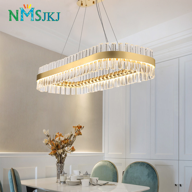 Crystal Chandelier For Dining Room Oval